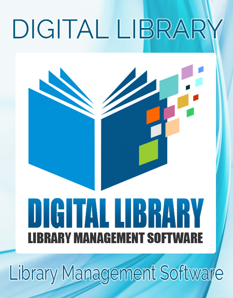 digital library complete library management software