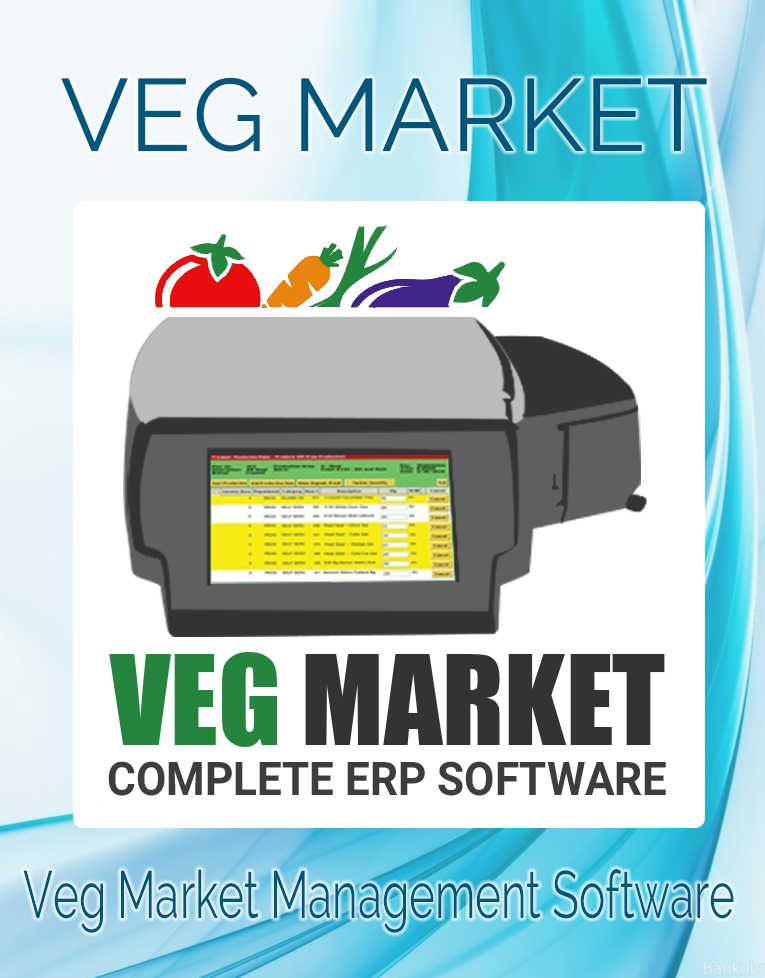 veg market complete vegitable market mangament software
